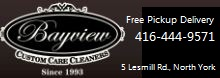 Bayview Dry Cleaner