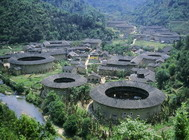fujian hakka earth building